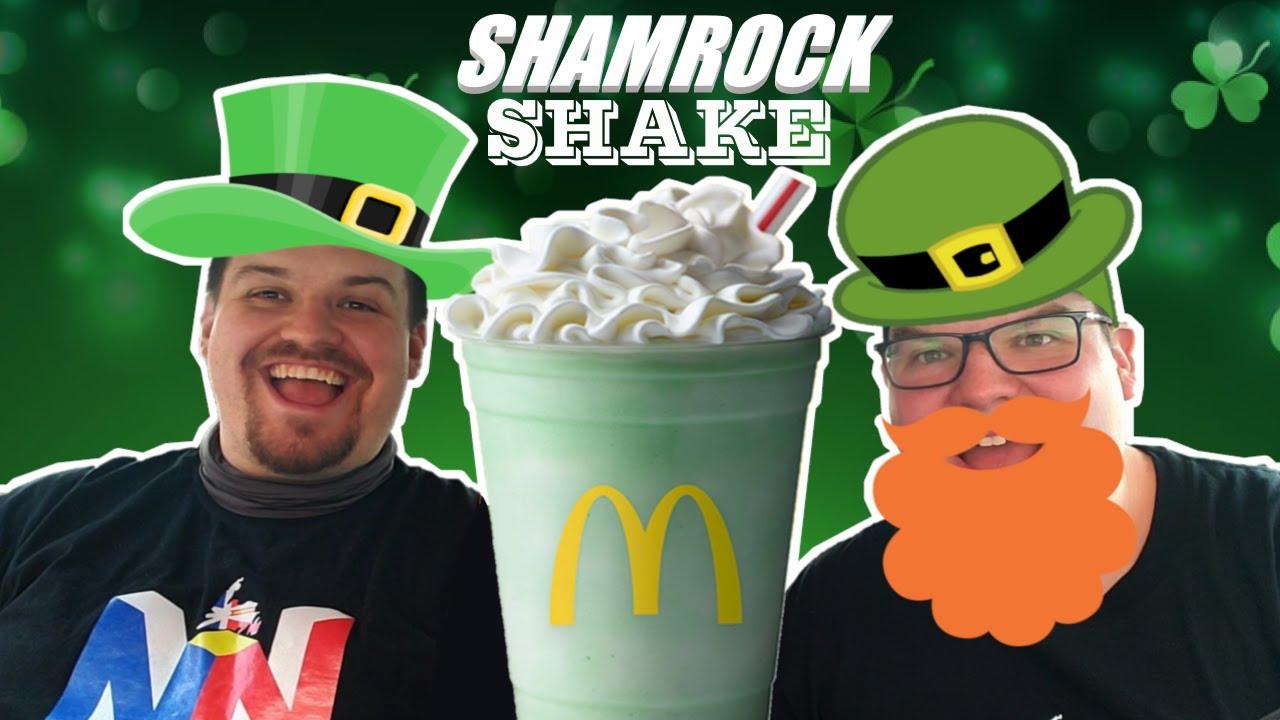 McDonald's Shamrock Shake celebrates St. Patrick's Day and beyond
