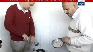 Education Manish Sisodia conducts raid at govt schools