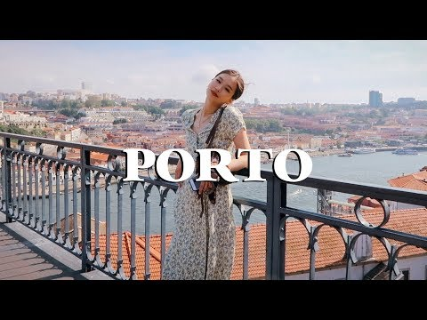 PORTO TRAVEL DIARY 2019