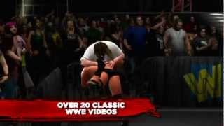 WWE '13 - Attitude Era Mode Trailer - HD