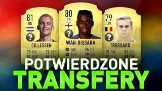 FIFA 20   POTWIERDZONE TRANSFERY   Nowa nadzieja Manchesteru?!