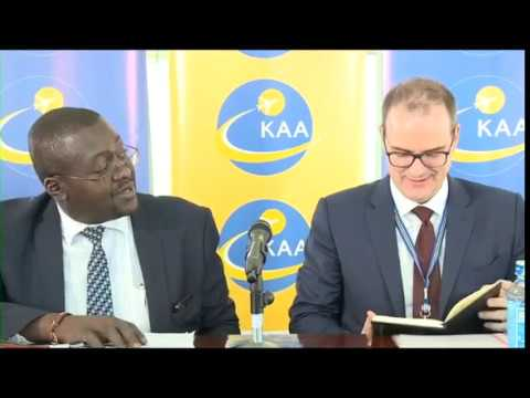 Andersen takes over as Kenya Airports Authority MD