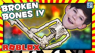 Roblox Broken Bones IV - So many funny moments, love this game for a laugh!