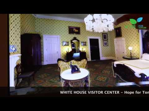 White House Visitor Center Tour - Hope for Tomorrow