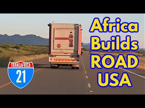 Kenya, Uganda, Ethiopia Are Building Fast American Freeways - Best Africa Roads