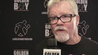 FREDDIE ROACH ADMITS HE WANTED GOLOVKIN OR CANELO REMATCH FOR MIGUEL COTTO FINAL FIGHT