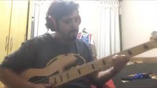 Águas profundas bass cover Resimi
