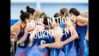 2019 Four Nations Tournament Highlights