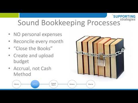 Webinar Leveraging Your Bookkeeper to Get More Money