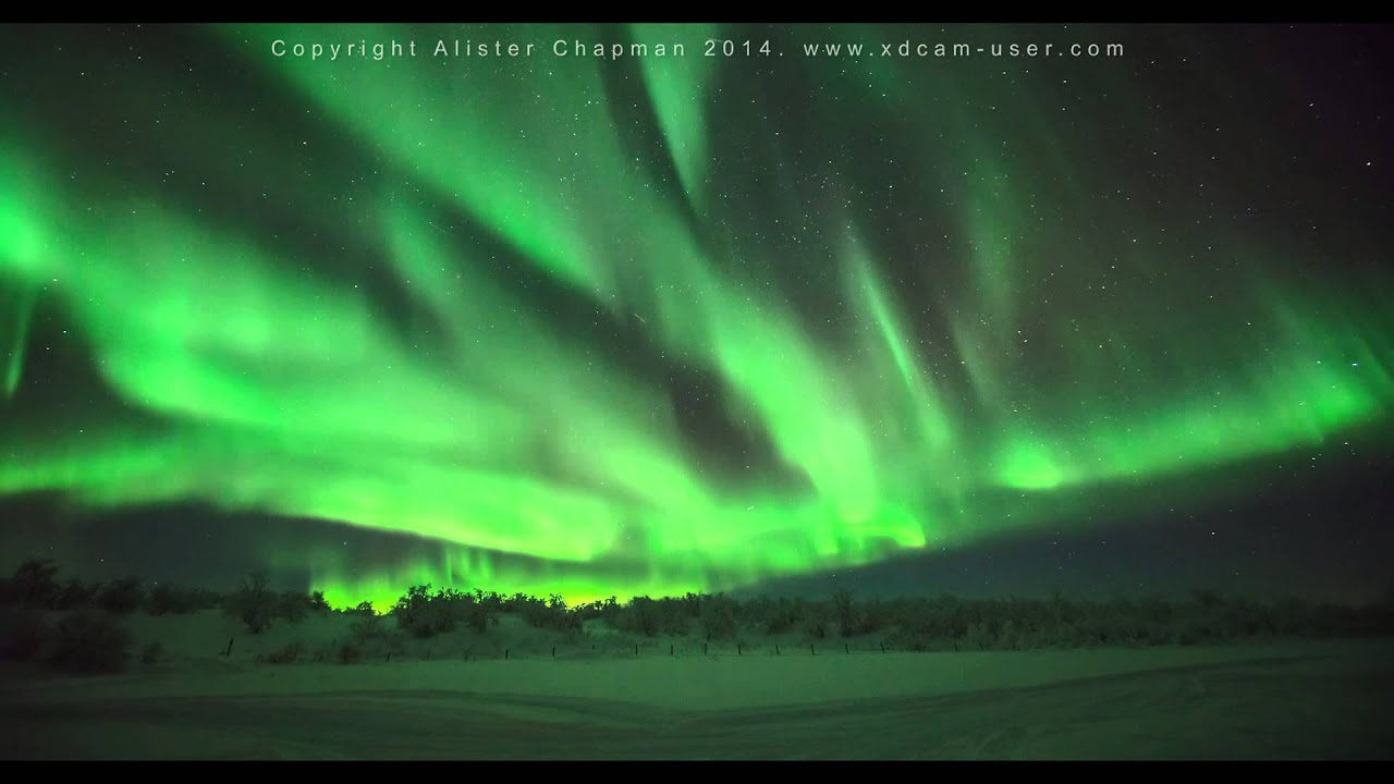 Nordlys The Northern Lights The Folklore And Science