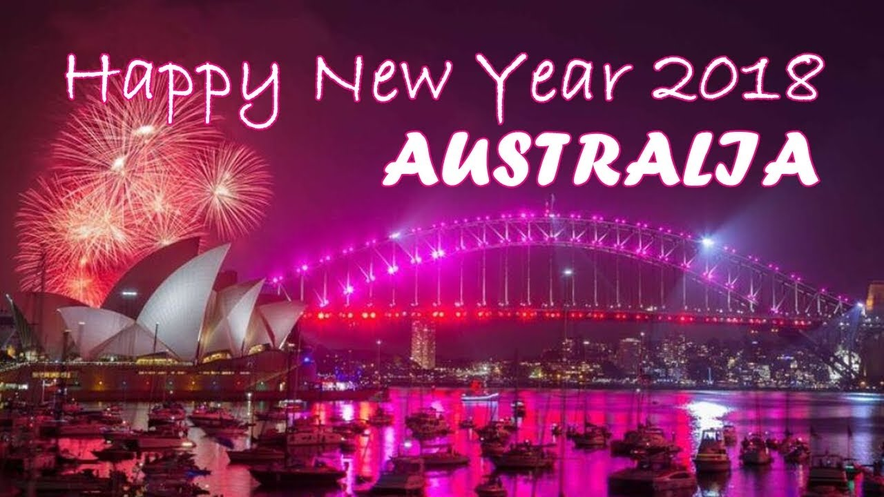 new year celebration in australia happy new year 2018