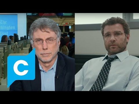 OSCARS: Meet Marty Baron, the Real Editor from Spotlight