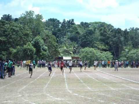 All Kerala ISC meet -200m finals...