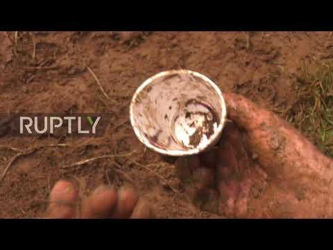 Love is in the EARTH! Blackawton worm charmers work their magic