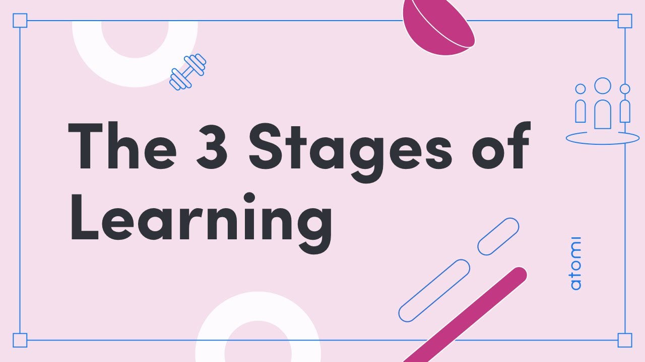 HSC PDHPE - The 3 Stages of Learning (New Syllabus)