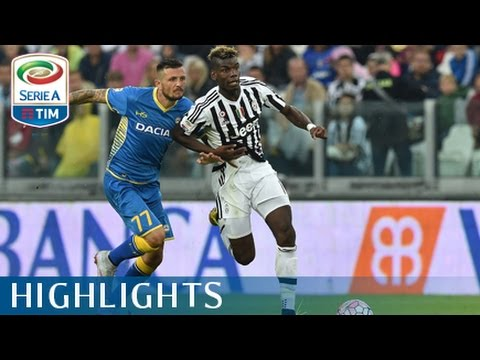 Juventus - Udinese 0-1 - Highlights - Matchday 1 - Serie A TIM 2015/16