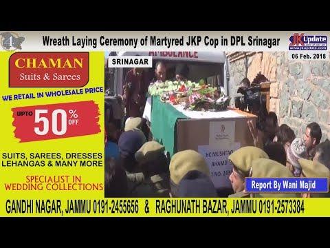 Jammu Kashmir News Round Up 06  Feb 2018