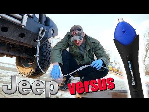 AdBuster  5 second FIX vs JEEP! Konfrontacja! cz. 2