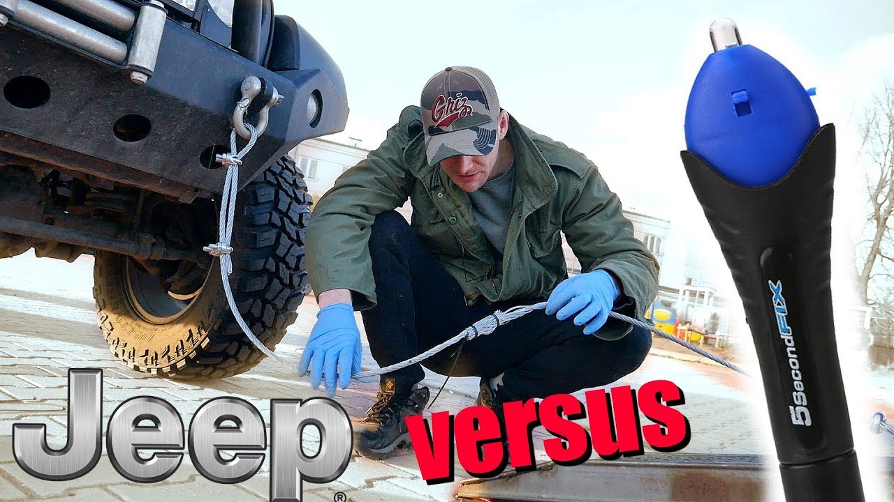 AdBuster – 5 second FIX vs JEEP! Konfrontacja! (cz. 2)