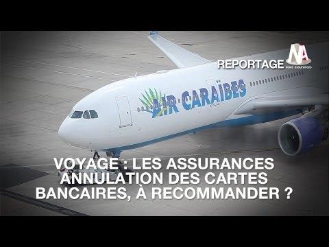 Voyage : Les assurances annulation des CB, efficaces ?
