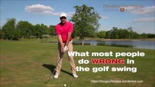 Good Golfing: Shifting Your Weight
