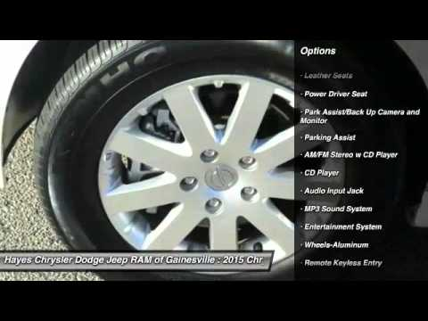 2015 chrysler town country gainesville ga 11691 youtube. Black Bedroom Furniture Sets. Home Design Ideas