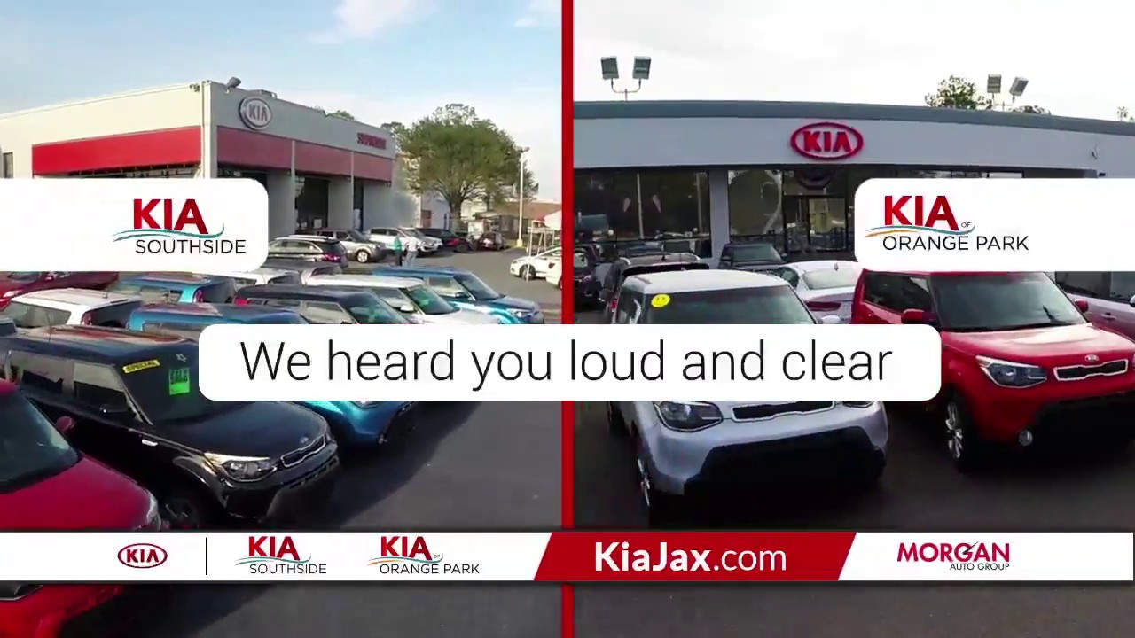 Kia Stores Of Jacksonville   Summer Trade U0026 Deals!