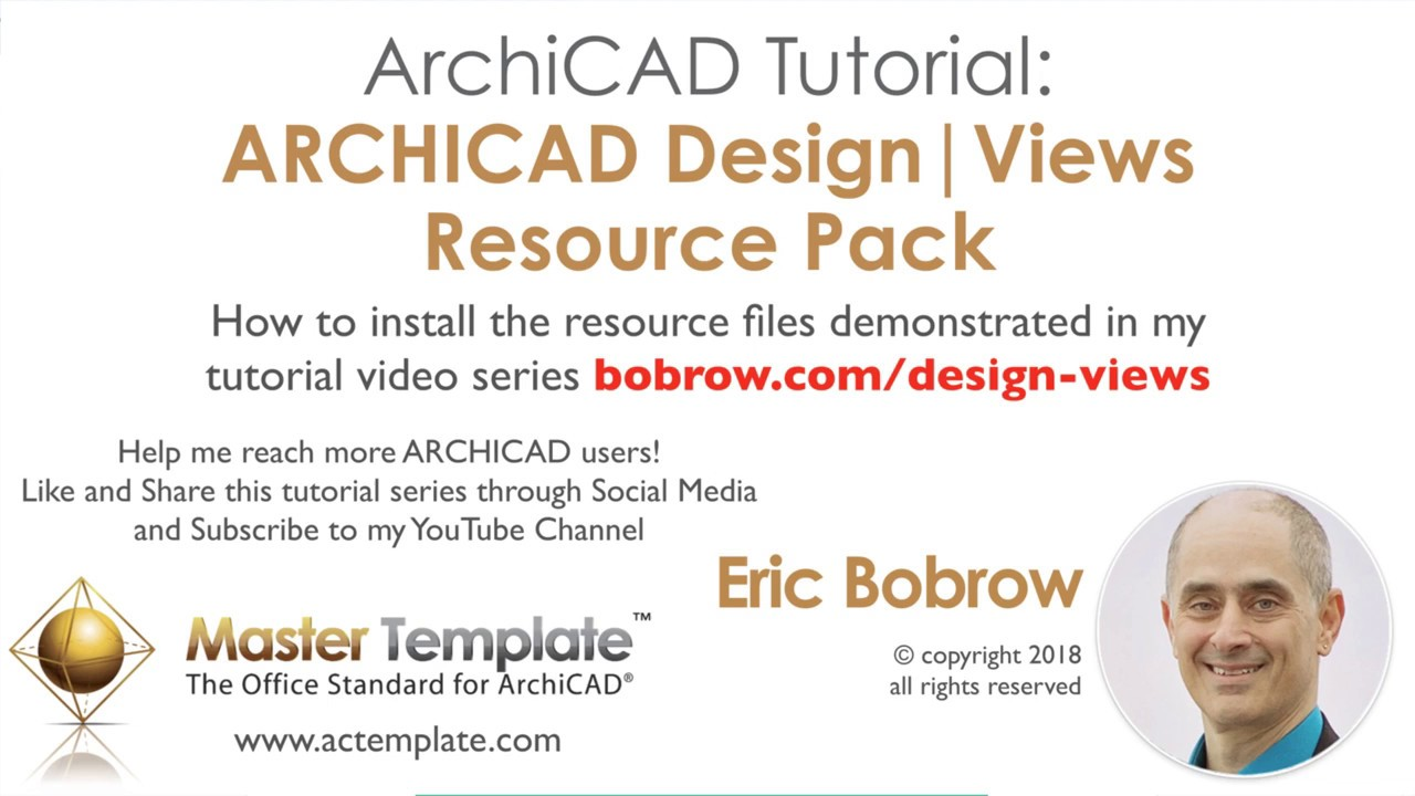 ARCHICAD Design | Views Resource Pack