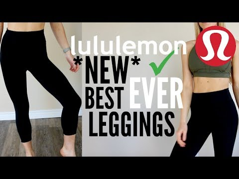 Lululemon Everlux Review & Legging Try On