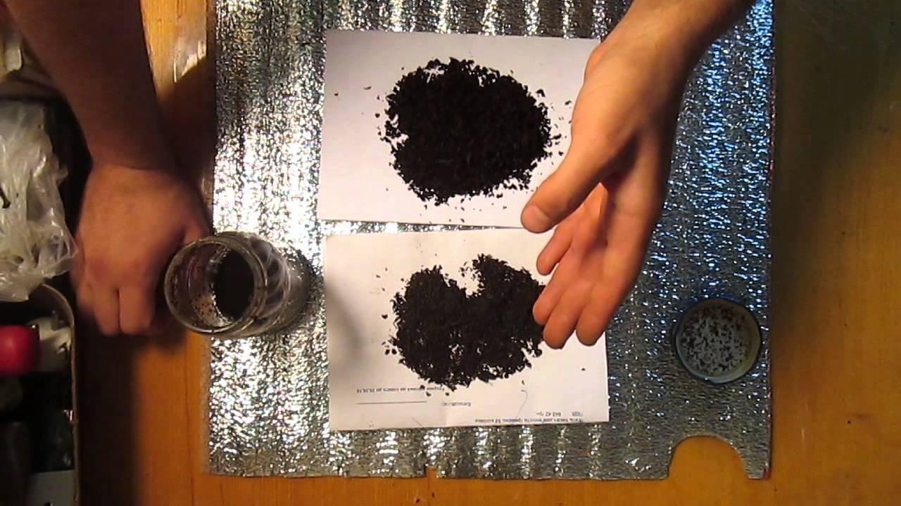 быстрая ферментация табака в кастрюле