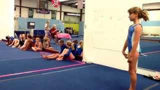Gymnastics moves for cool people