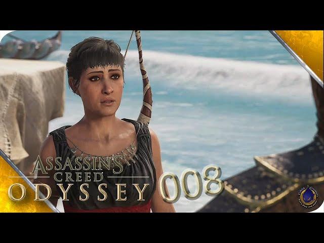 ASSASSIN'S CREED ODYSSEY ⚔️ [008] Der Tempel des Odysseus