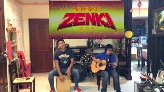 Zenki (Kishin Douji Zenki) Opening theme - Mavilon Cover