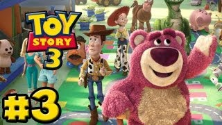 Toy Story 3 The Video-Game - Part 3 - Andy