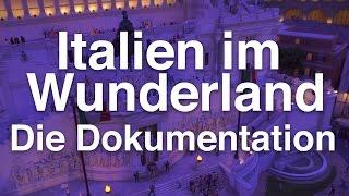 Italien im Miniatur Wunderland - die große Baureportage (25Minuten in HD)