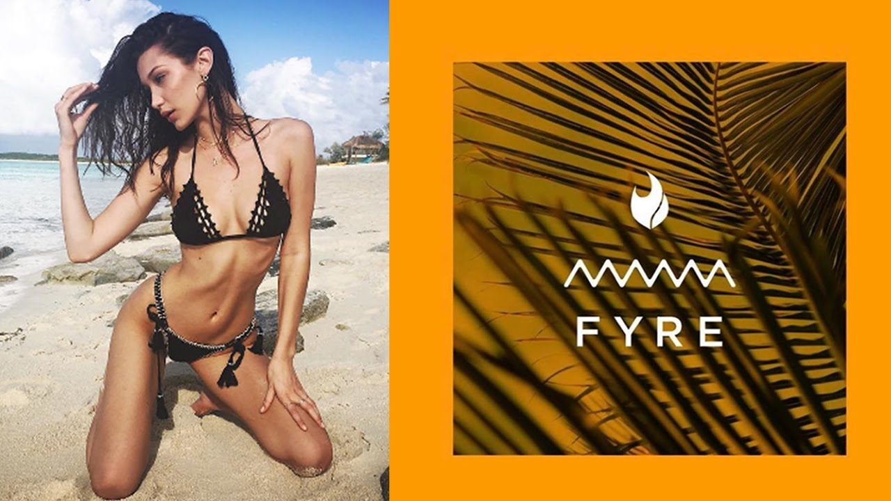 The chaos of the Fyre Festival: 'It looked like the set of 'Outbreak' '