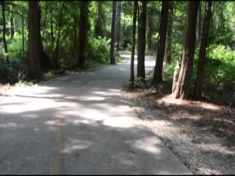 Monastery Bike Ride - PATH in DeKalb County, GA