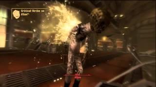 Fallout 3 HD Walkthrough Episode 68: Shotgun Rain in SPACE