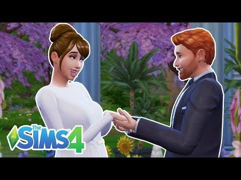 DEU TUDO ERRADO NO CASAMENTO | The Sims 4 Estações #27 thumbnail