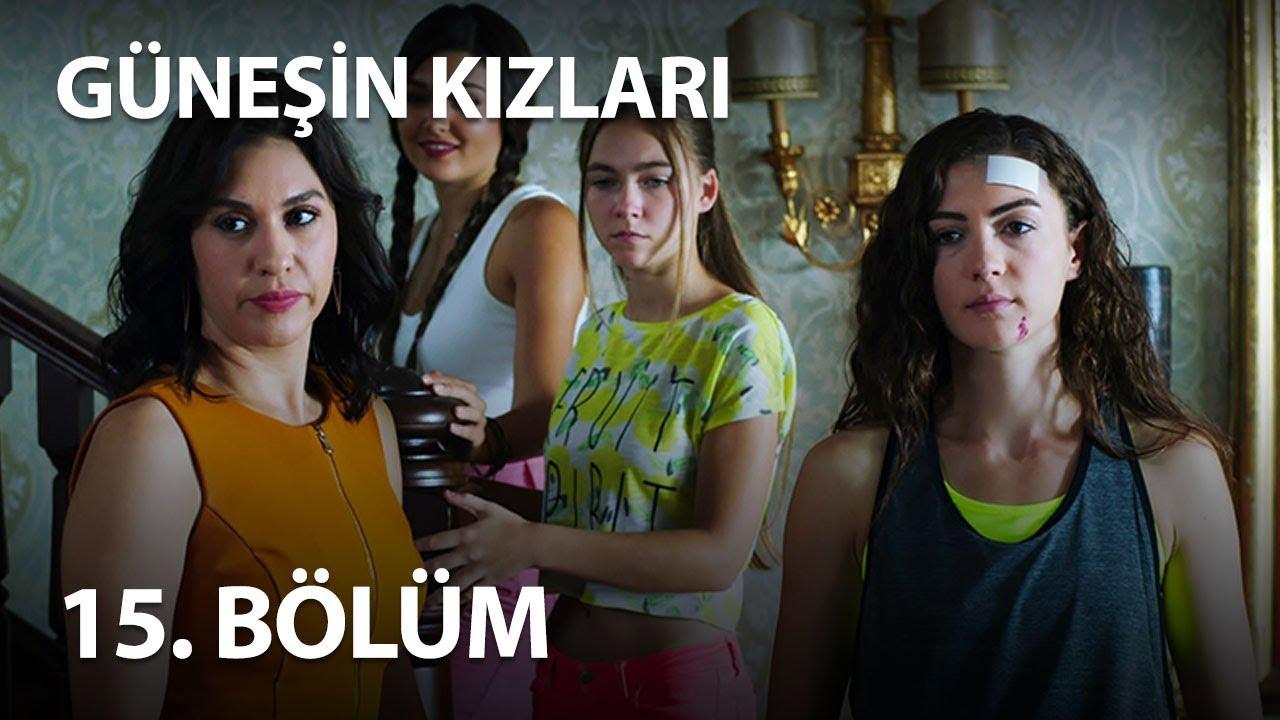 Güneşin Kızları 15. Bölüm - Full Bölüm