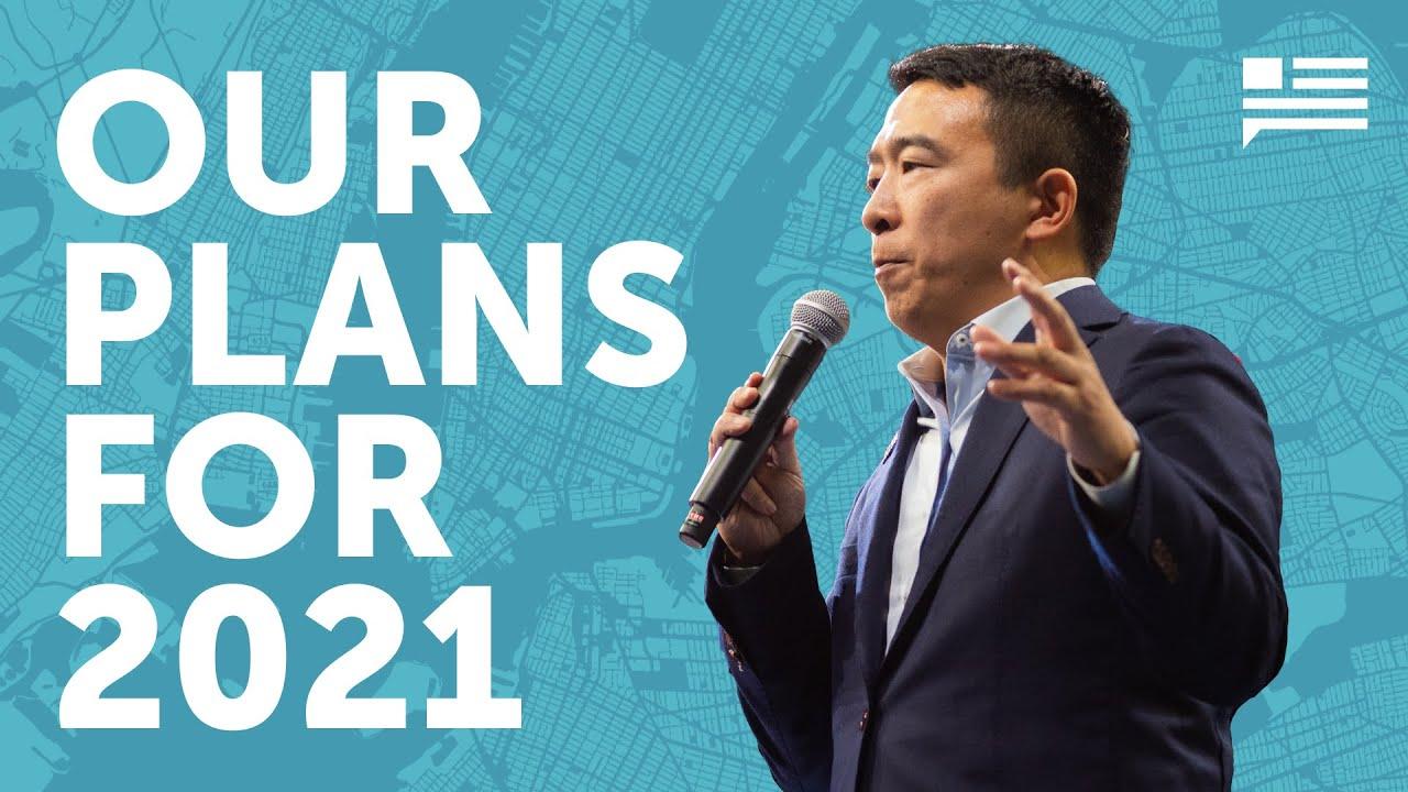 Andrew Yang for NY Mayor