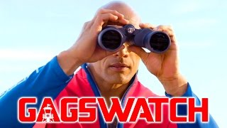 Gagswatch - Funniest Dwayne