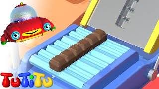Zabawki TuTiTu | Czekolada
