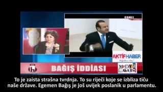 Bivši ministar Egemen Bağış i koferi puni novca