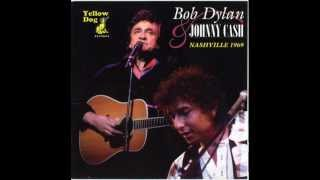 CARELESS LOVE, Johnny Cash e Bob Dylan
