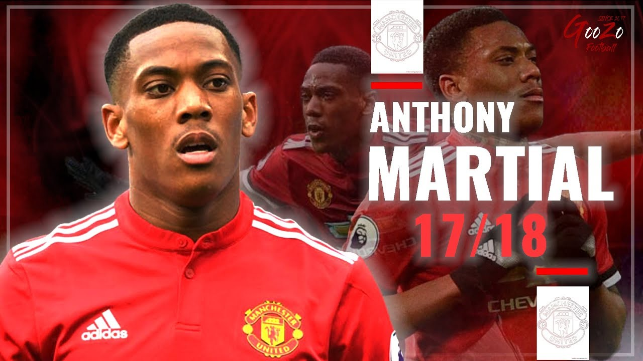 Anthony Martial 2018 The Mortar Crazy Skills Show, Passes