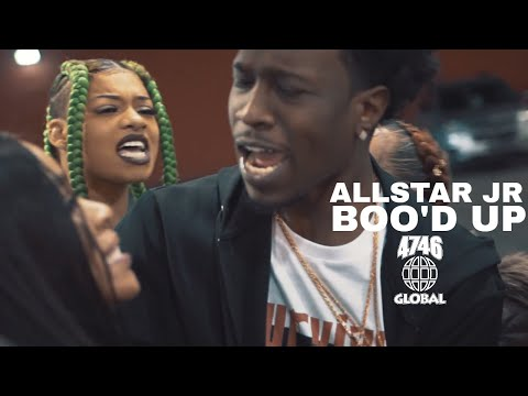 AllStar JR x Ella Mai - Boo'd Up (Official Music Video)