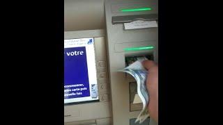 سحب المال من الصراف الالي بنك الخليج agb بواسطة بطاقة advcash الجزائر
