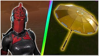 GOLDEN UMBRELLA GLIDER! | Fortnite Leaked Items | Possible Ranking System | Fortnite Tips And Tricks