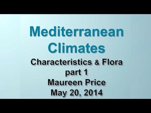 Mediterranean Climate part 1
